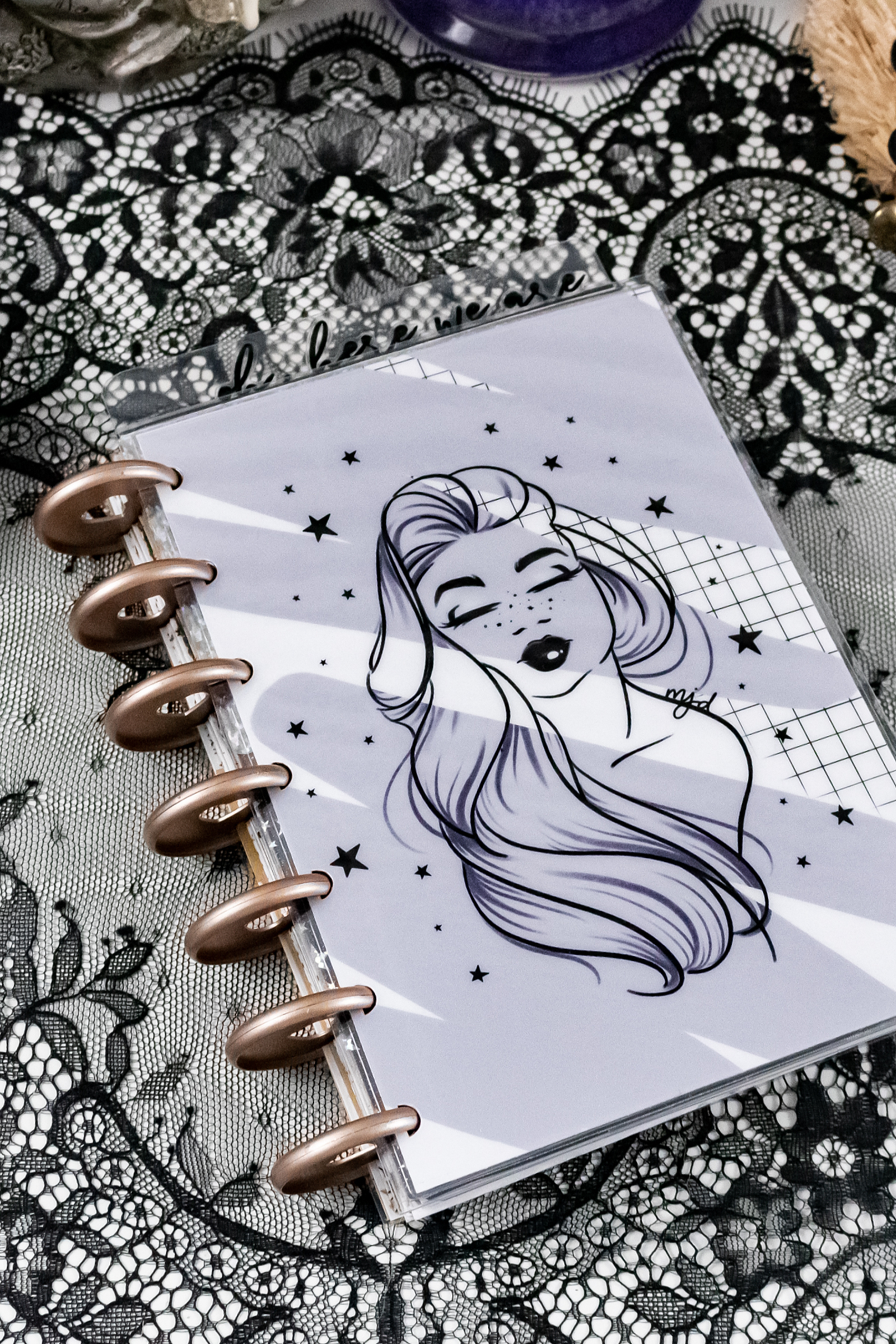 Make Your Own Planner Cover – Plus a Free Download
